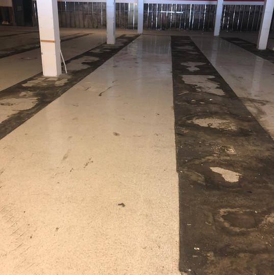 Asbestos Containing Tile