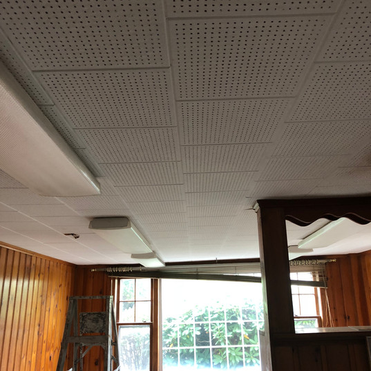 Asbestos Containing Ceiling Tiles