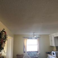 Asbestos Containing Popcorn Ceiling