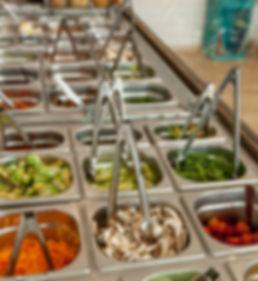 bar à salade