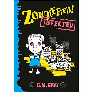 CM Gray - Zombiefied! - Infected