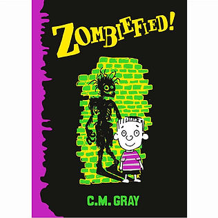 CM Gray - Zombiefied!