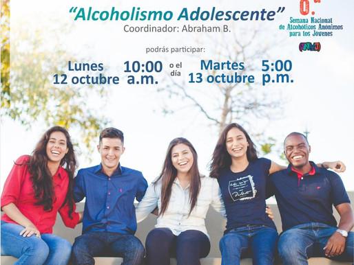 """PREVENCIÓN DEL DELITO Y COBACH INVITAN A JÓVENES A CONFERENCIA TITULADA """"ALCOHOLISMO ADOLESCENTE"""""""