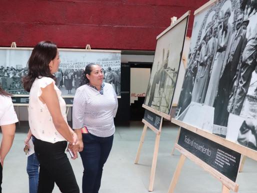 Continúan las actividades en el marco del Día Internacional de la Mujeres: con exposición fotográfic
