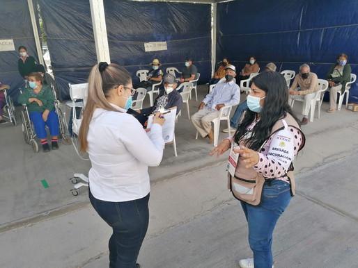 VIGILA COEPRIS PUESTOS DE VACUNACIÓN ANTICOVID
