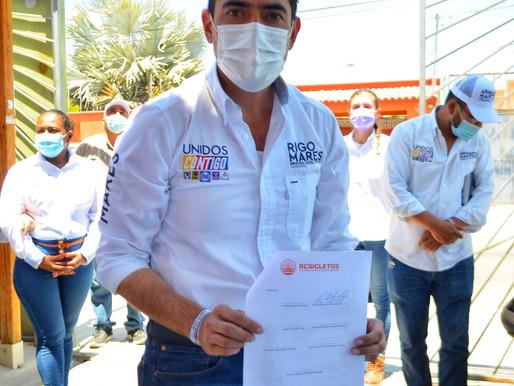 VA RIGO MARES POR ACOTAR EL USO DE MOTORES Y AVANZAR EN TRASLADOS VERDES PARA  BCS