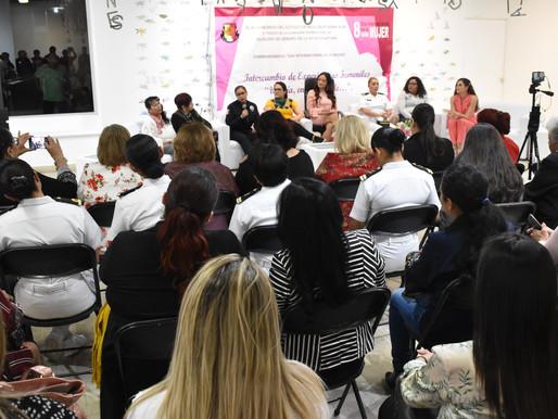 Reconoce Congreso a mujeres sudcalifornianas