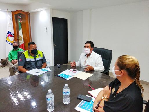 CANACO y CANIRAC Presentes en la Reunión de Apertura Económica