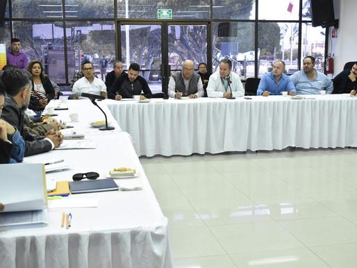 Plantean comerciantes inquietudes de la Ley Hacendaria de La Paz