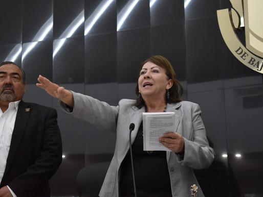 El Pleno del Congreso de BCS aprobó cambios