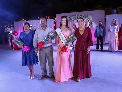 Dailenny Álvarez, reina de las Fiestas Tradicionales San José del Cabo