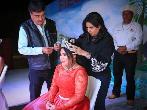 Armida Castro dio inicio a las celebraciones de las Fiestas Tradicionales La Candelaria 2020