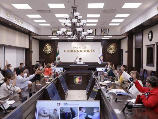COMITÉ ESTATAL DE SEGURIDAD EN SALUD ACORDÓ EL CIERRE TEMPORAL DE PANTEONES EN EL MARCO DEL DÍA DE M