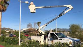 Servicios de Electricidad y Agua Potable en Los Cabos restablecidos al 76% y 95%: Alcaldesa Armida