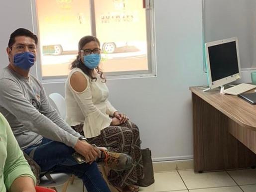 """Da seguimiento el IMJ a gestiones para cristalizar el """"Centro Poder Joven"""" en La Paz"""