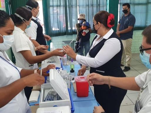 Este 04 de agosto, en Los Cabos se aplicará la 2da dosis de la vacuna contra el COVID-19 para person