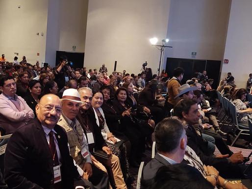 Asisten diputados de Morena y PT a la Primera Asamblea Nacional de la Asociación Nacional de Legisla