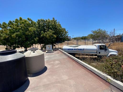 Oomsapas Los Cabos garantiza el abasto de agua potable para hospitales y centros de salud; diario se