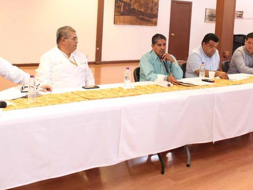 SE DECLARA EN SESIÓN PERMANENTE EL CONSEJO MUNICIPAL DE SALUD DE MULEGÉ