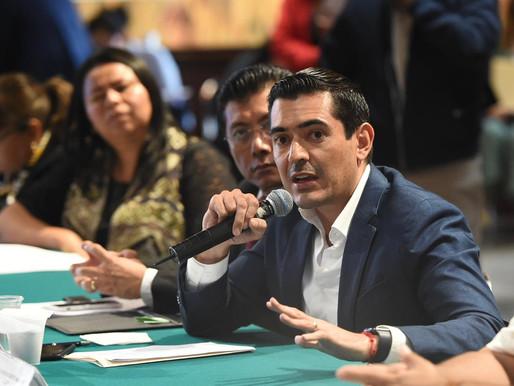 Diputados del PAN lanzan plan de contingencia para enfrentar crisis económica y a la pandemia Covid-