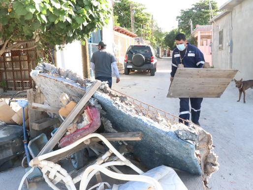SALUD ESTATAL IMPLEMENTA JORNADA DE DESCACHARRIZACIÓN EN LA PAZ