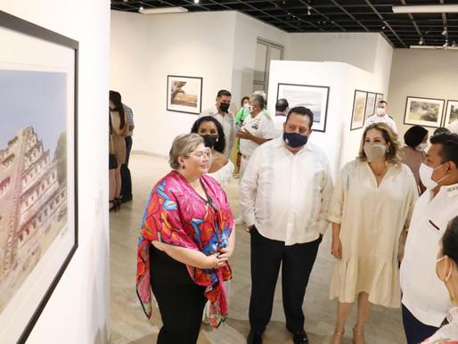 RECIBE BCS EXPOSICIÓN FOTOGRÁFICA SOBRE VERACRUZ EN GALERÍA CARLOS OLACHEA