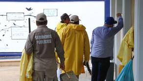 El Gobierno de Los Cabos asegura la limpieza de los Refugios Temporales