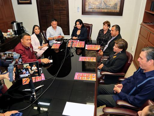 ¡Ya es oficial!; Alcaldesa Armida Castro presenta la cartelera oficial de artistas que estarán duran