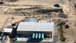 Se restablece la operación en la Planta Desaladora de CSL al 100%