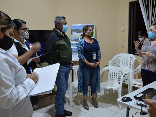 SEGURIDAD ESTATAL REFUERZA ACERCAMIENTO CIUDADANO EN COLONIAS DE LA PAZ