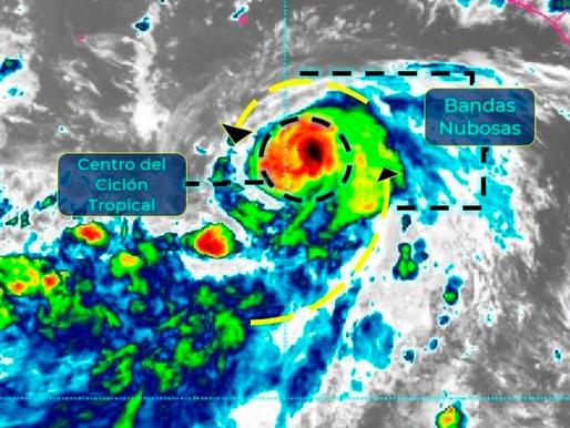 Para garantizar tu seguridad, Protección Civil de Los Cabos supervisa la trayectoria de los fenómeno