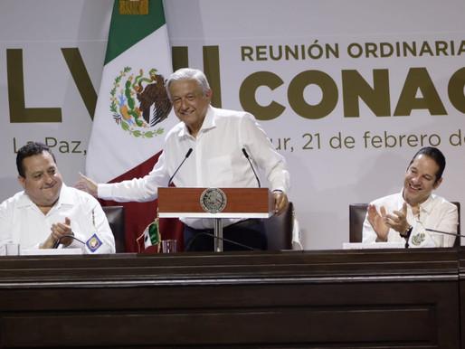 ACUERDO NACIONAL PARA CRECER, COMBATIR LA POBREZA EXTREMA Y RESPETAR EL MEDIO AMBIENTE, PLANTEA CARL