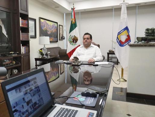OFRECERÁ T-MEC, BENEFICIOS Y OPORTUNIDADES PARA BCS: CARLOS MENDOZA