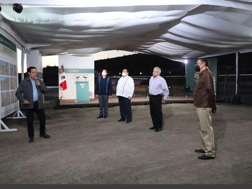 INAUGURAN PRESIDENTE Y GOBERNADOR MODERNACIÓN DE CARRETERA A PICHILINGUE