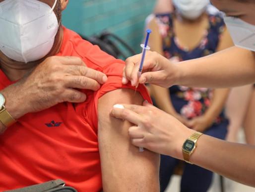 Inicia la aplicación de la 2da dosis de vacunas contra el COVID-19