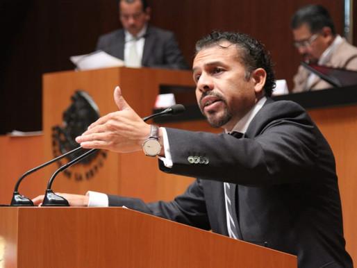 El Pleno del Senado aprueba puntos de acuerdo presentados por el Senador Ricardo Velázquez Meza