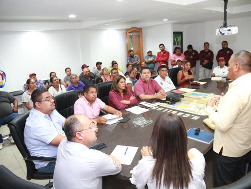 Instalan el Consejo Consultivo Municipal Indígena en Comondú