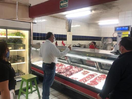 REFUERZA COEPRIS FOMENTO SANITARIO EN COMERCIOS DE BCS