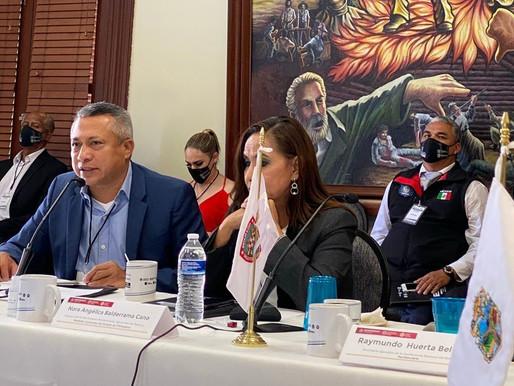 PARTICIPA BCS EN CONFERENCIA NACIONAL DEL SISTEMA PENITENCIARIO