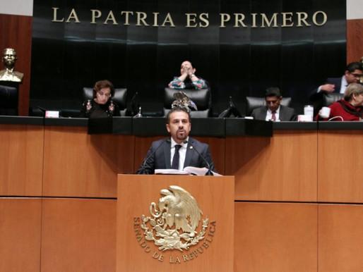 Senador por Baja California Sur propone reformar la Ley del IVA