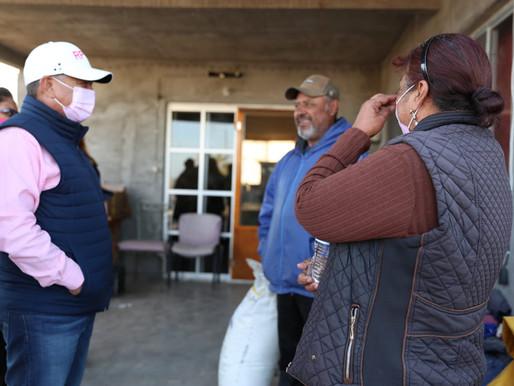Habitantes de San Juanico Merecen Trato de Ciudadanos de Primera: RPC
