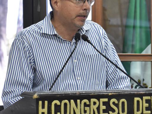 El diputado José Luis Perpuli acudirá al  Foro de Análisis Pesca de El Dorado