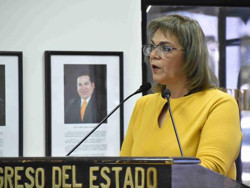 Llama la diputada Elizabeth Rocha a combatir y erradicar la violencia familiar de Baja California Su