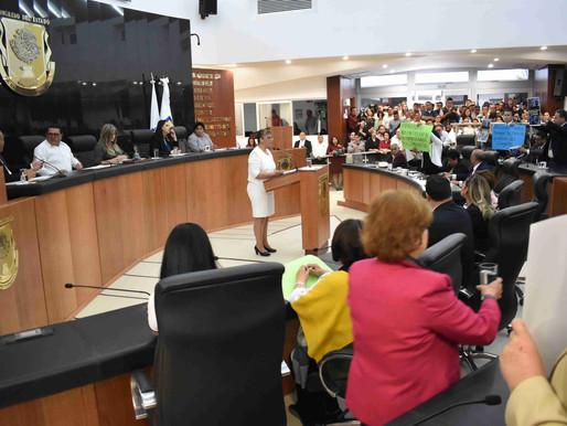 Llama la diputada Rocha Torres a la unidad y diálogo a los integrantes de la XV legislatura