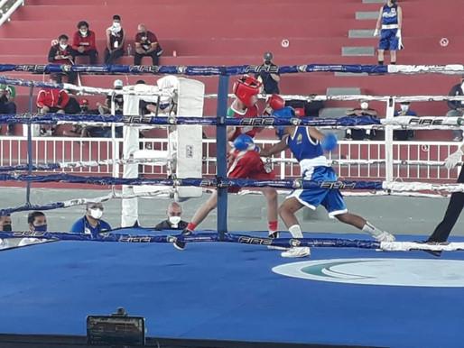 Bajo estricto protocolo sanitario se llevó a cabo la «Olimpiada Estatal de Box 2021» en CSL