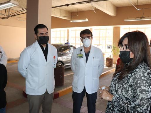 Alcaldesa Armida Castro hace un llamado a evitar actos discriminatorios contra el personal médico qu