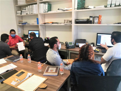 Secretaría Técnica Municipal recibe capacitación para digitalizar trámites