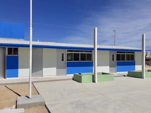 CONSTRUYE GOBIERNO ESTATAL MÁS INFRAESTRUCTURA EDUCATIVA EN LOS CABOS