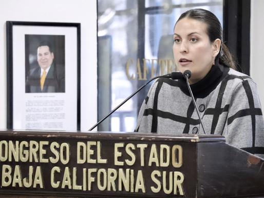 Propone Milena Quiroga al gobierno BCS instalar banco de leche materna