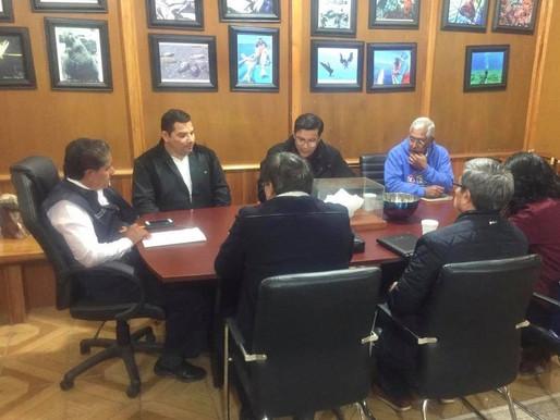 ALCALDE DE MULEGÉ HACE ENTREGA DE APOYOS DE EQUIPOS DE PRODUCCIÓN A PRODUCTORES MUELGINOS